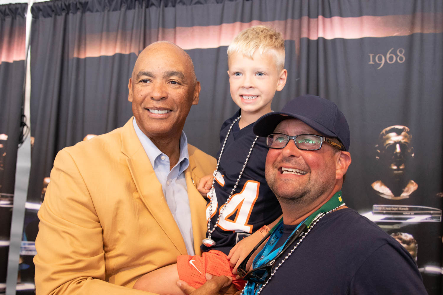 About The Pro Football Hall Of Fame Enshrinement Week