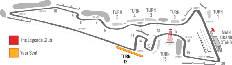 Circuit Of The Americas Seating Chart Turn 12