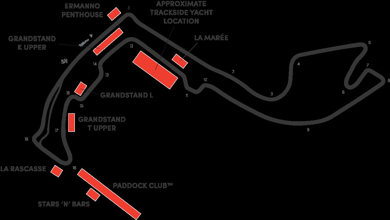2019 Monaco Grand Prix Tickets Exclusivegp Monte Carlo Ke Switch Wiring Diagram